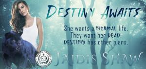 Destiny Awaits Alayna with award