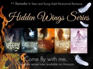 Hidden Wings Series