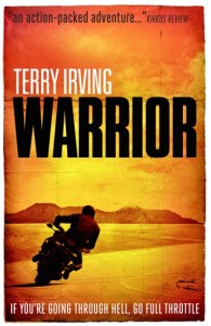 Warrior Final Cover