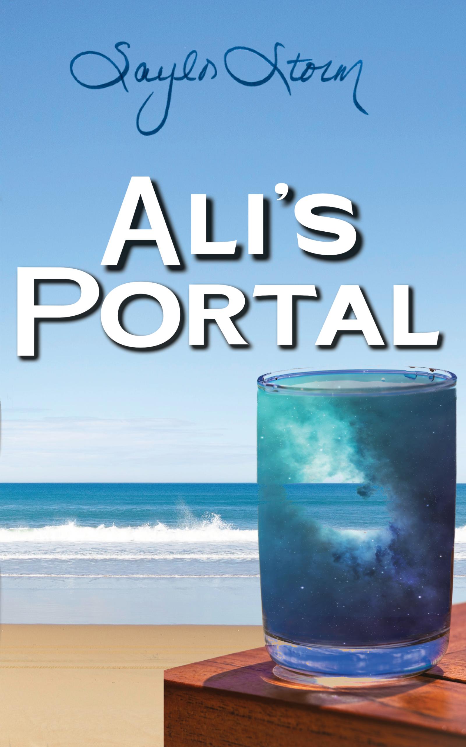 Ali's Portal Book Cover